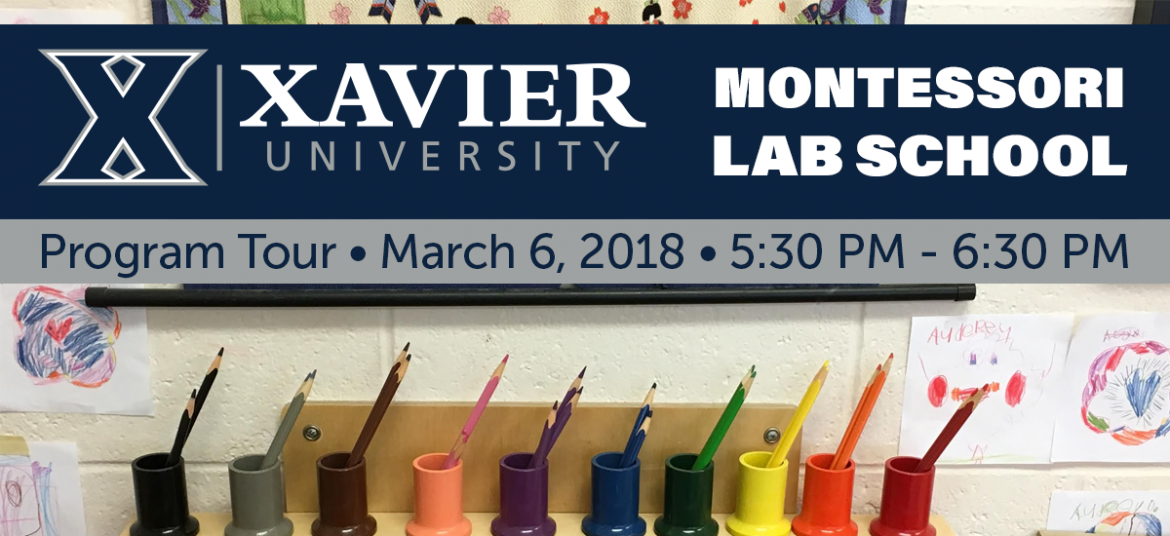 Xavier University Montessori Lab School Program Tour