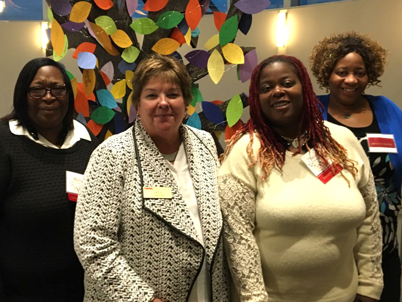 Gwen Simmons with Cincinnatti Family Child Care Leaders