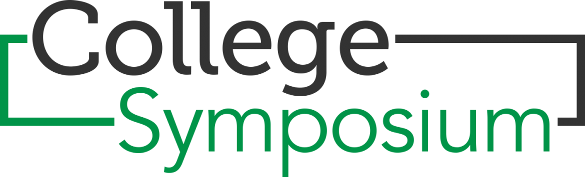 College Symposium Logo